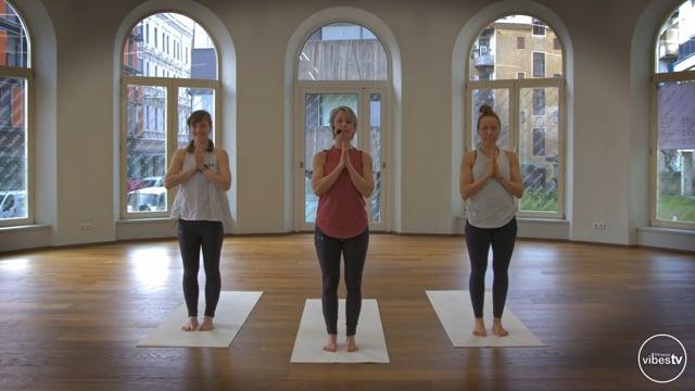 Yoga #44 Chakra I