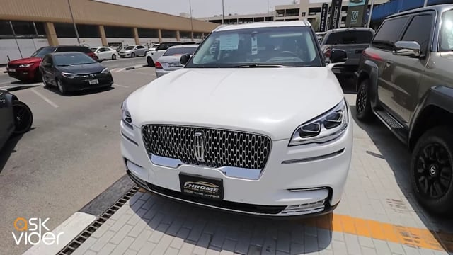 NEW! LINCOLN AVIATOR - WH...