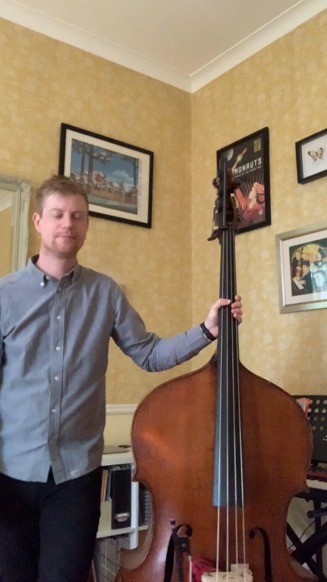 David Guy - Double Bass