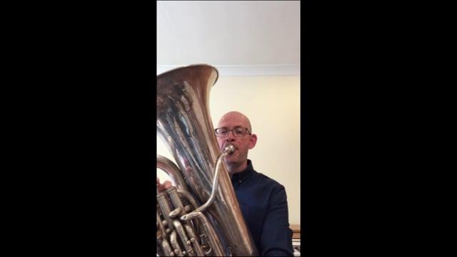 Lance Kelly - Brass Video 2
