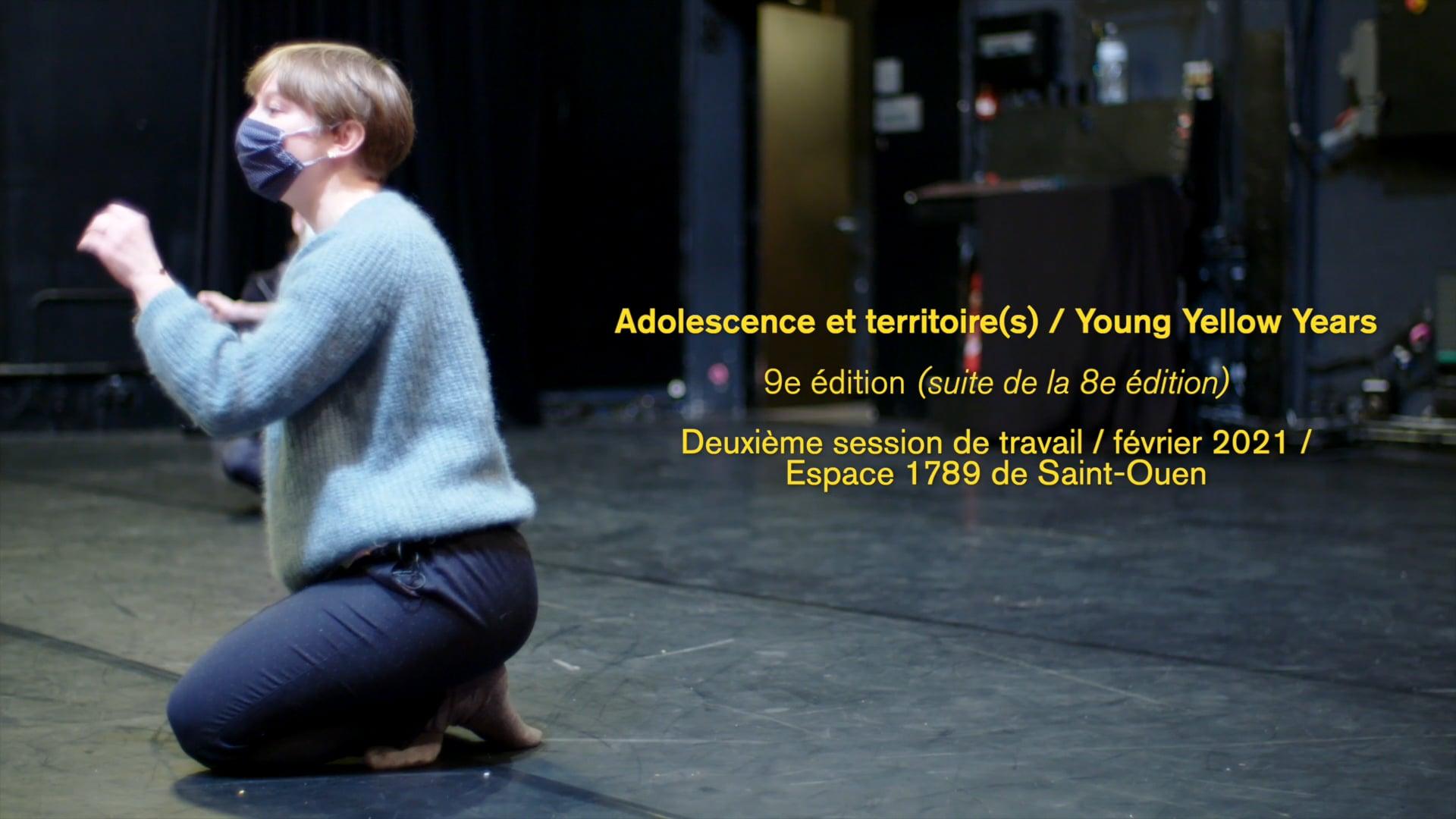 Adolescence et Territoire(s) - 9e édition - EP2
