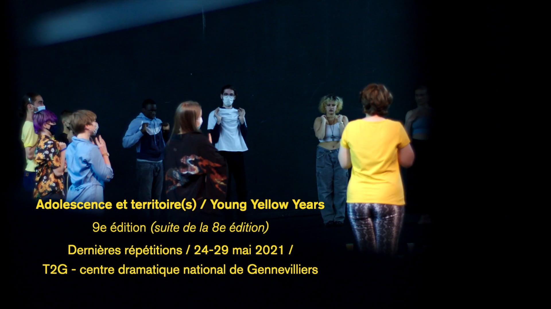 Adolescence et Territoire(s) - 9e édition - EP4