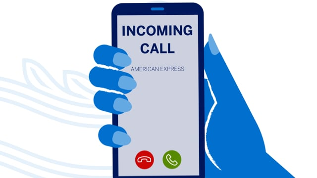 American Express, How to spot a phone scam