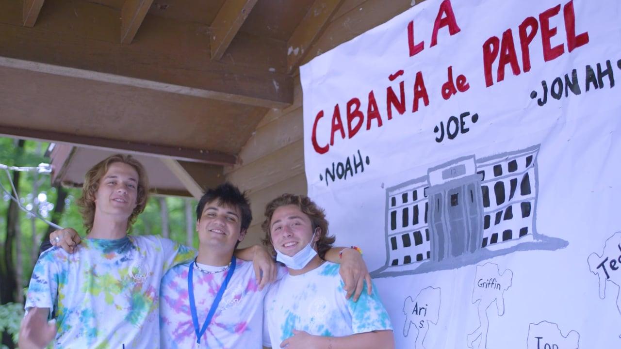 Meet The Cabin 12 Counselors!