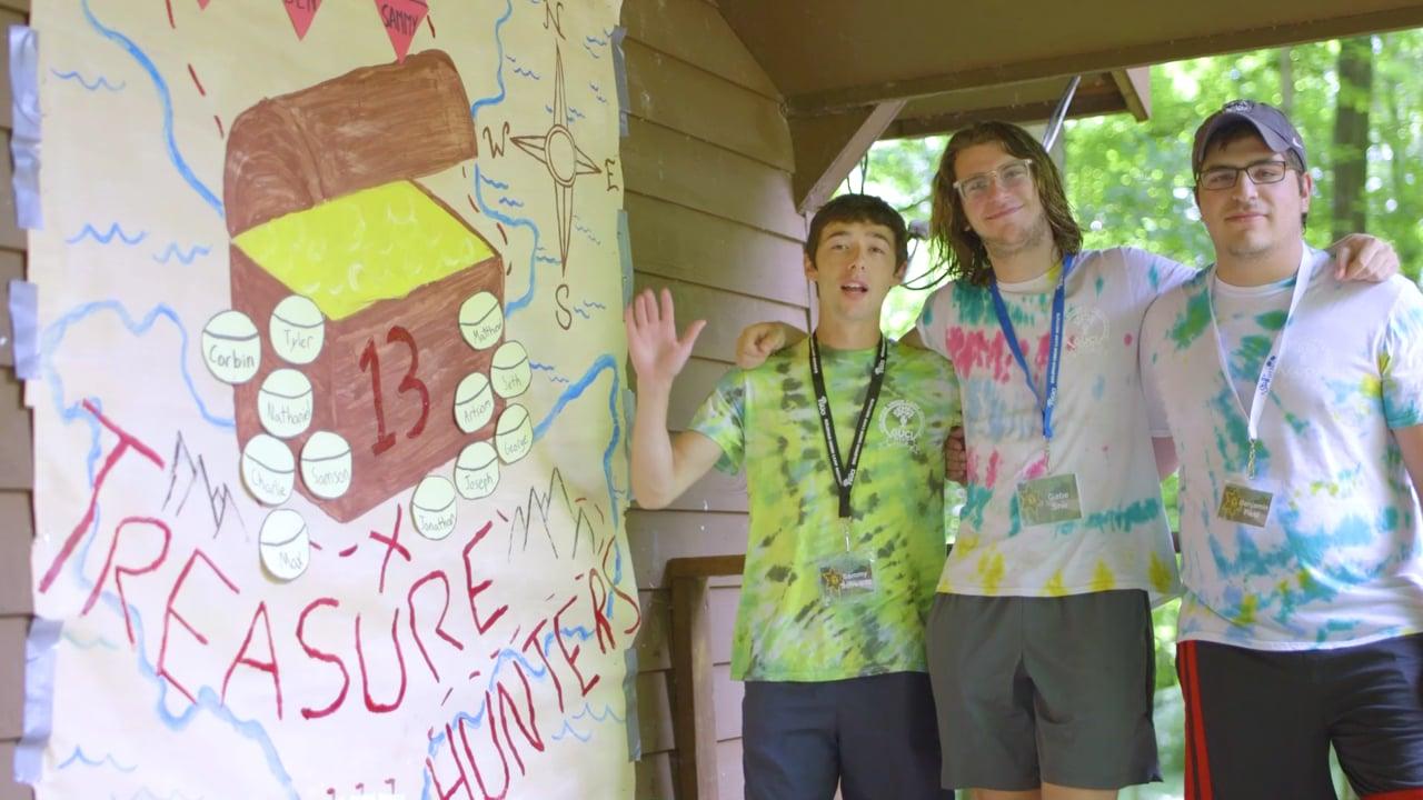 Meet The Cabin 13 Counselors!