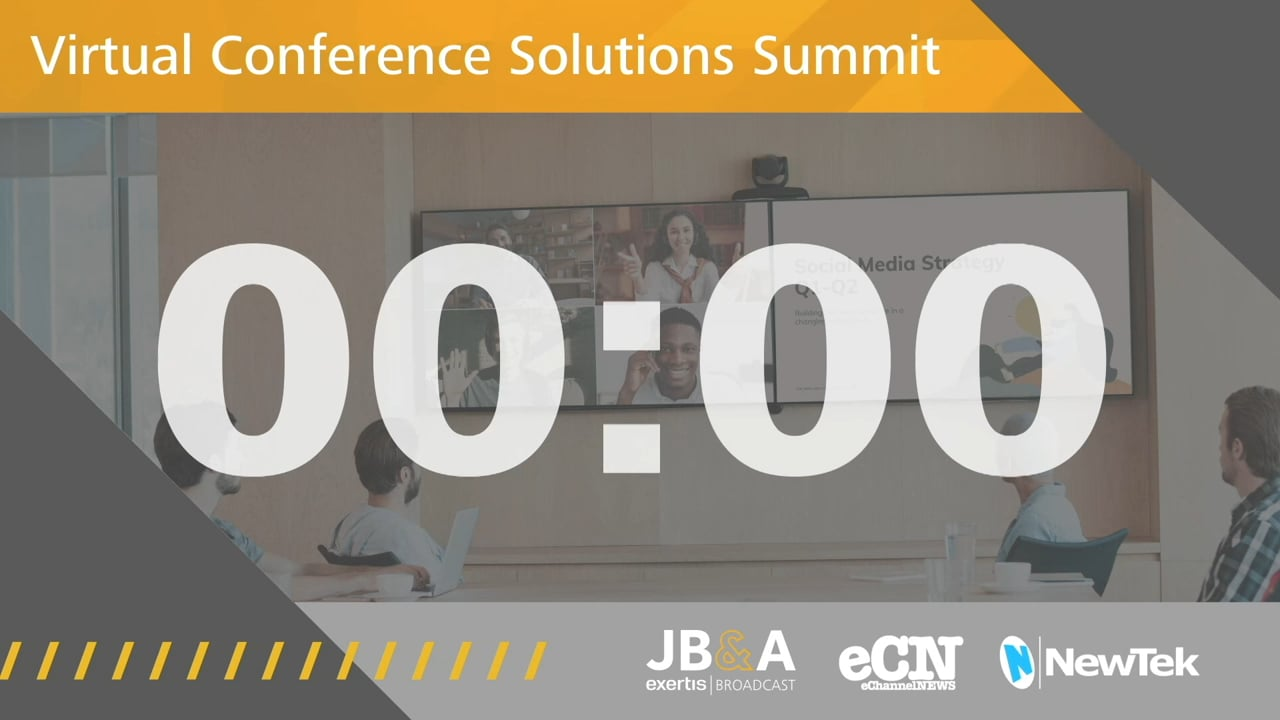 Virtual Conference Solutions Summit