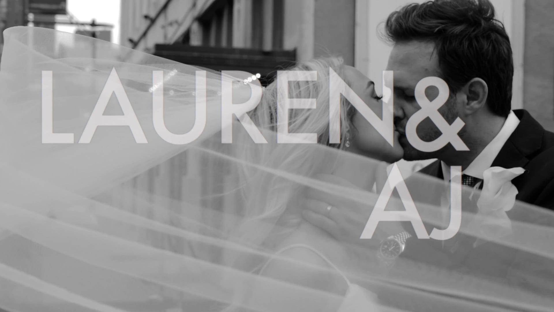 Lauren & AJ Teaser 4K
