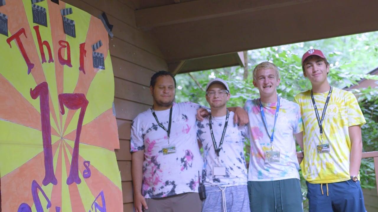 Meet The Cabin 17 Counselors!