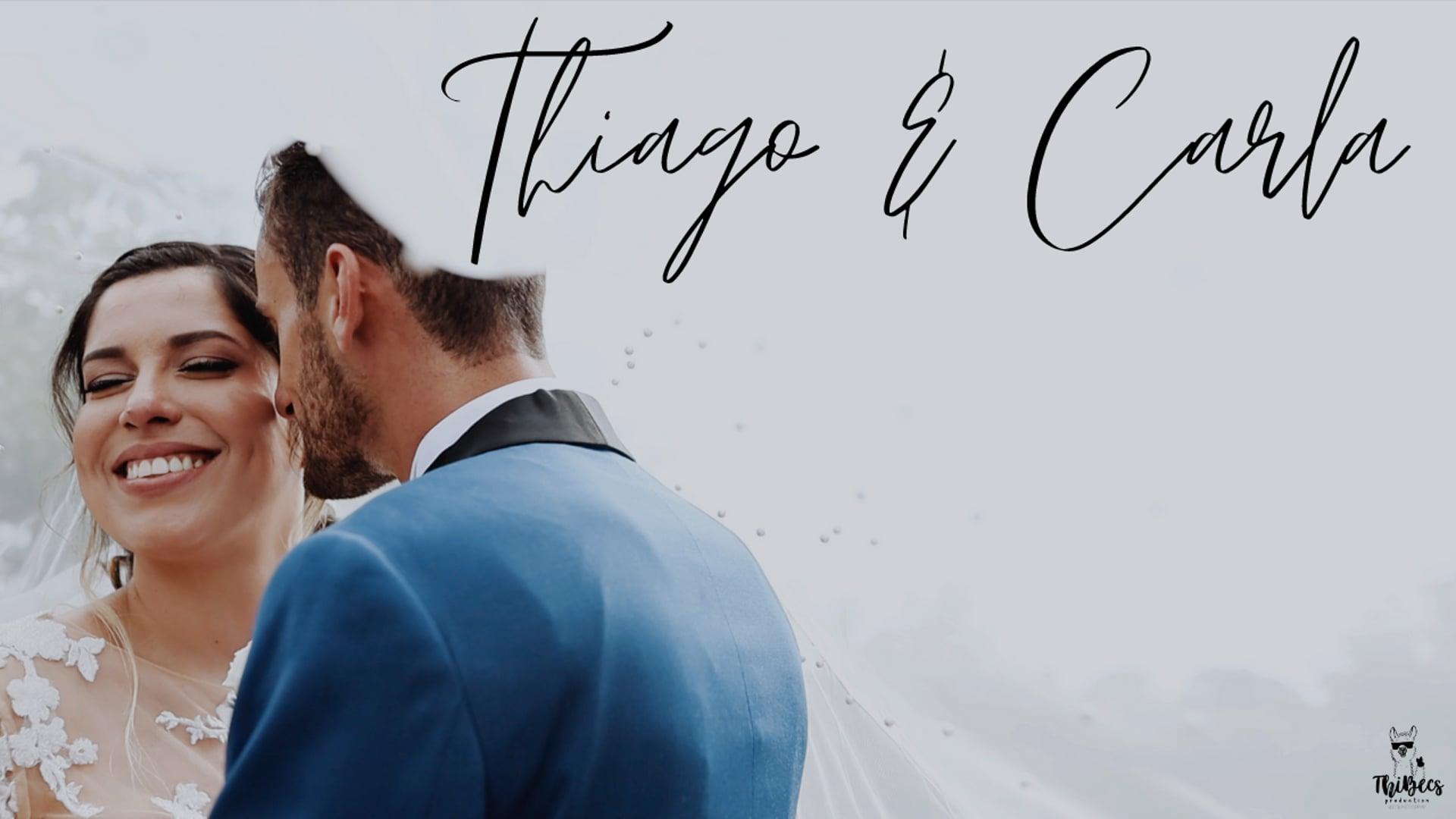 Carla & Thiago | Wedding Highlight Video | Topsfield , MA