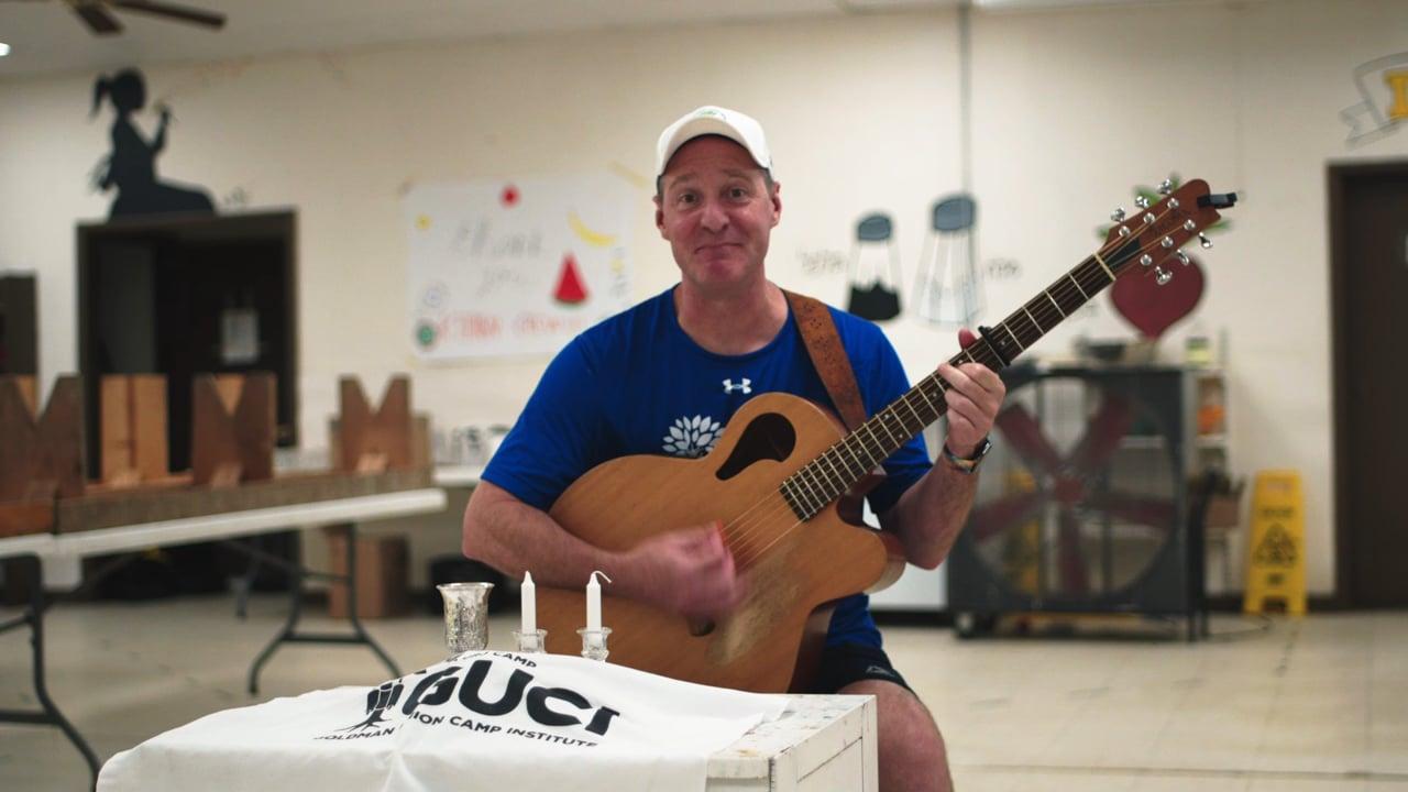GUCI Shabbat Blessings with Dan Nichols