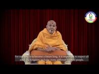HH Mahant Swami Maharaj : Aashirwad