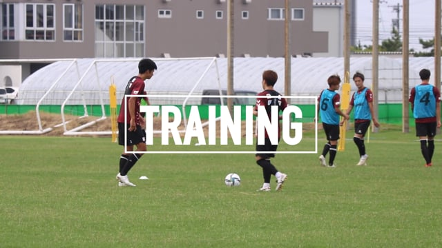 TRAINING - the week of the July 12th -