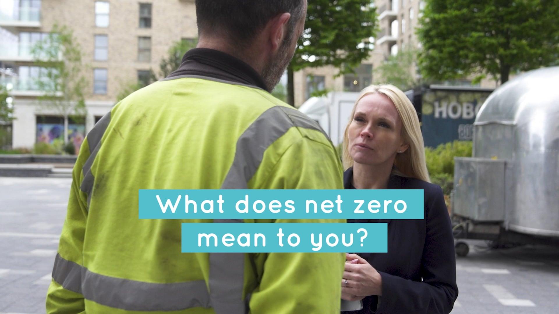 Net Zero and me - Julie