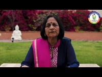 Dr. Kokila Doshi : Peace through Purification of Aura  (English)