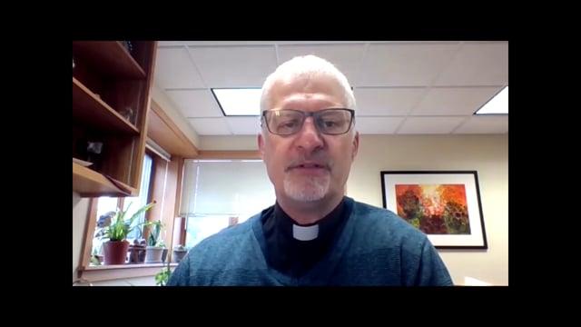 July 18, 2021 Sermon by Bishop Jon Anderson