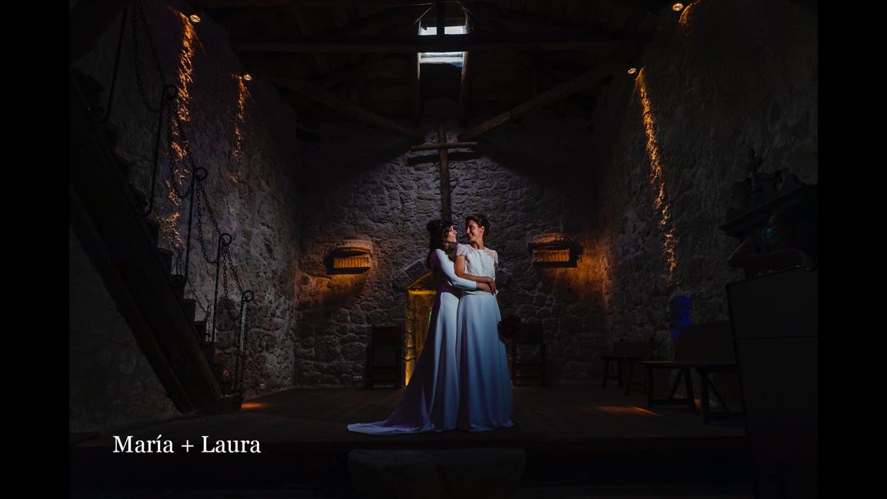 Boda de María y Laura - Fuente de los Ángeles