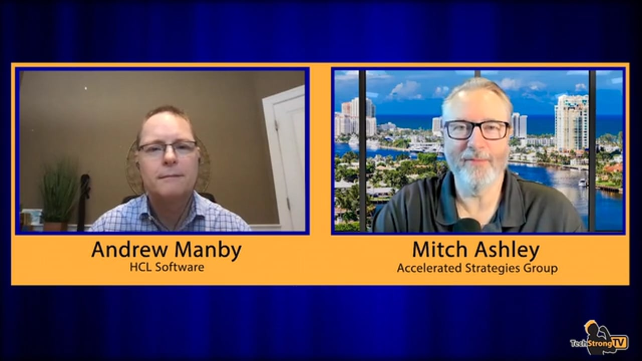 API Management – Andrew Manby, HCL Software