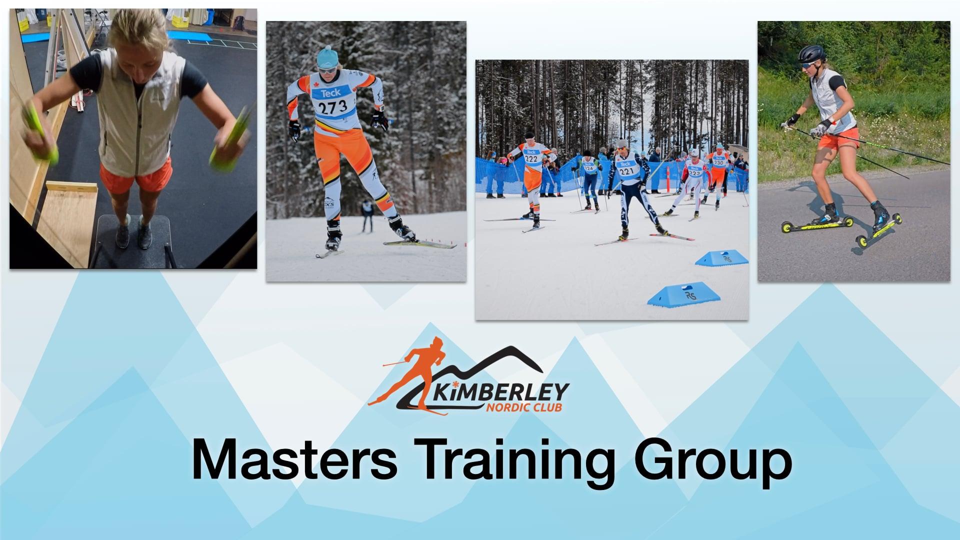 Masters Training Group