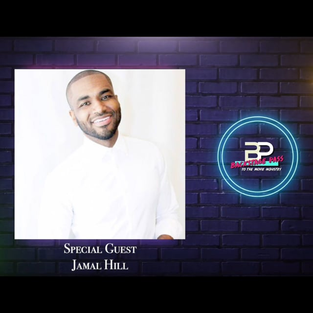 Special Guest, Director, Writer, and Producer, Jamal Hill