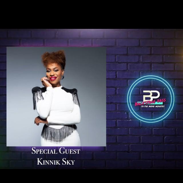 Actress and Acting Coach, Kinnik Sky