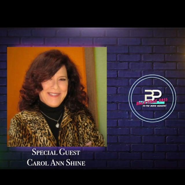 Producer, Carol Ann Shine