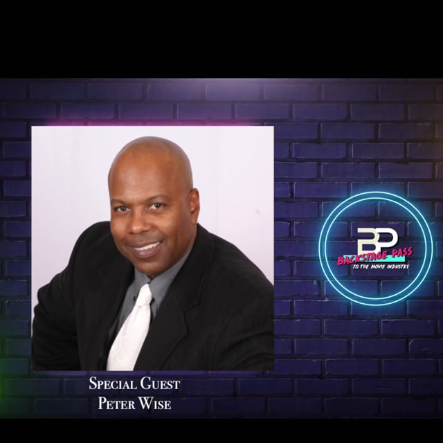 Special Guest, Casting Director, Peter Wise