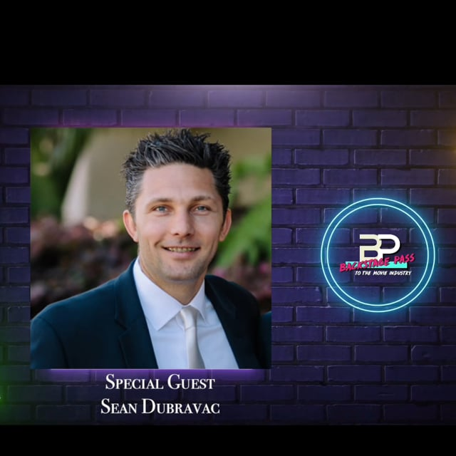 Special Guest, Literary Agent, Sean Dubravac