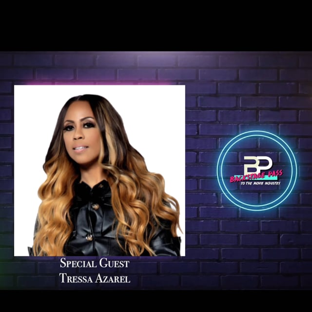 Special Guest, Producer, Writer, and Book Publisher, Tressa Azarel