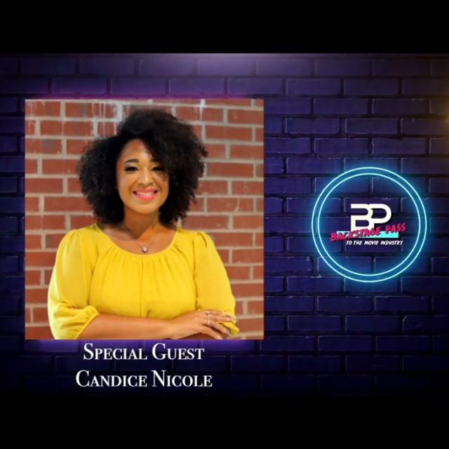 Special Guest, Publicist, Candice Nicole