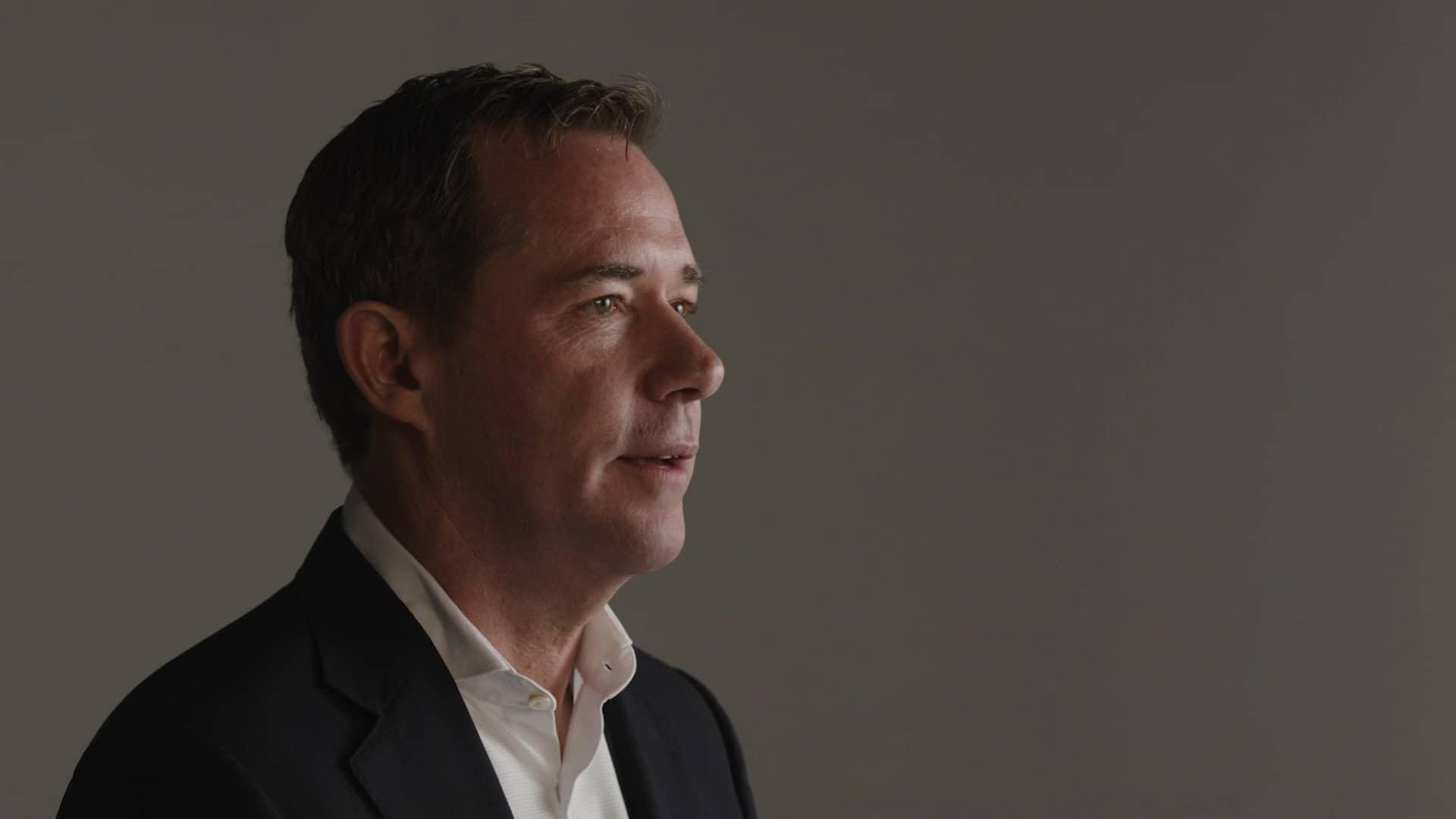 Oyster Chief Executive, Mark Schiele