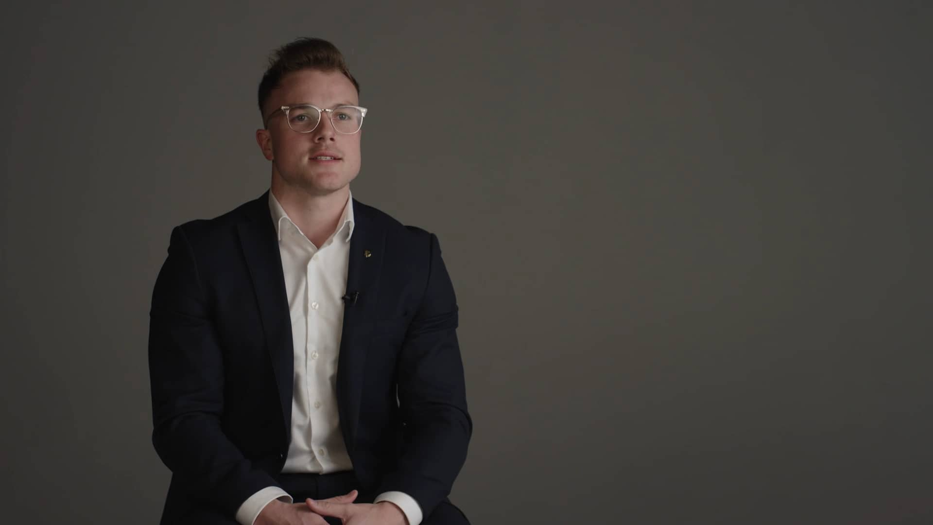 Oyster Equity Raising Executive, Brodie Pritchard