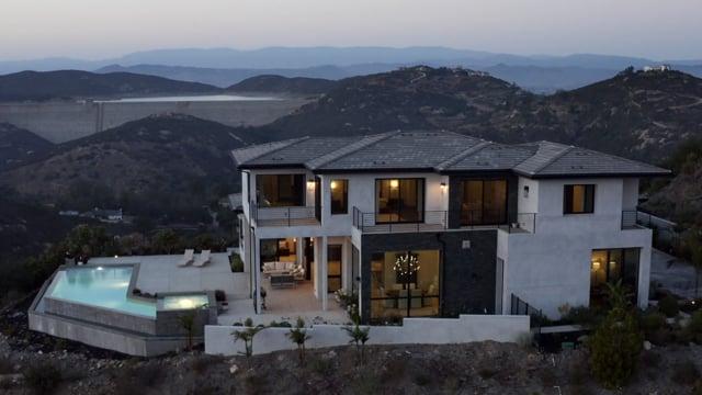 Chris Martin at Barry Estates - Via Rancho Cielo