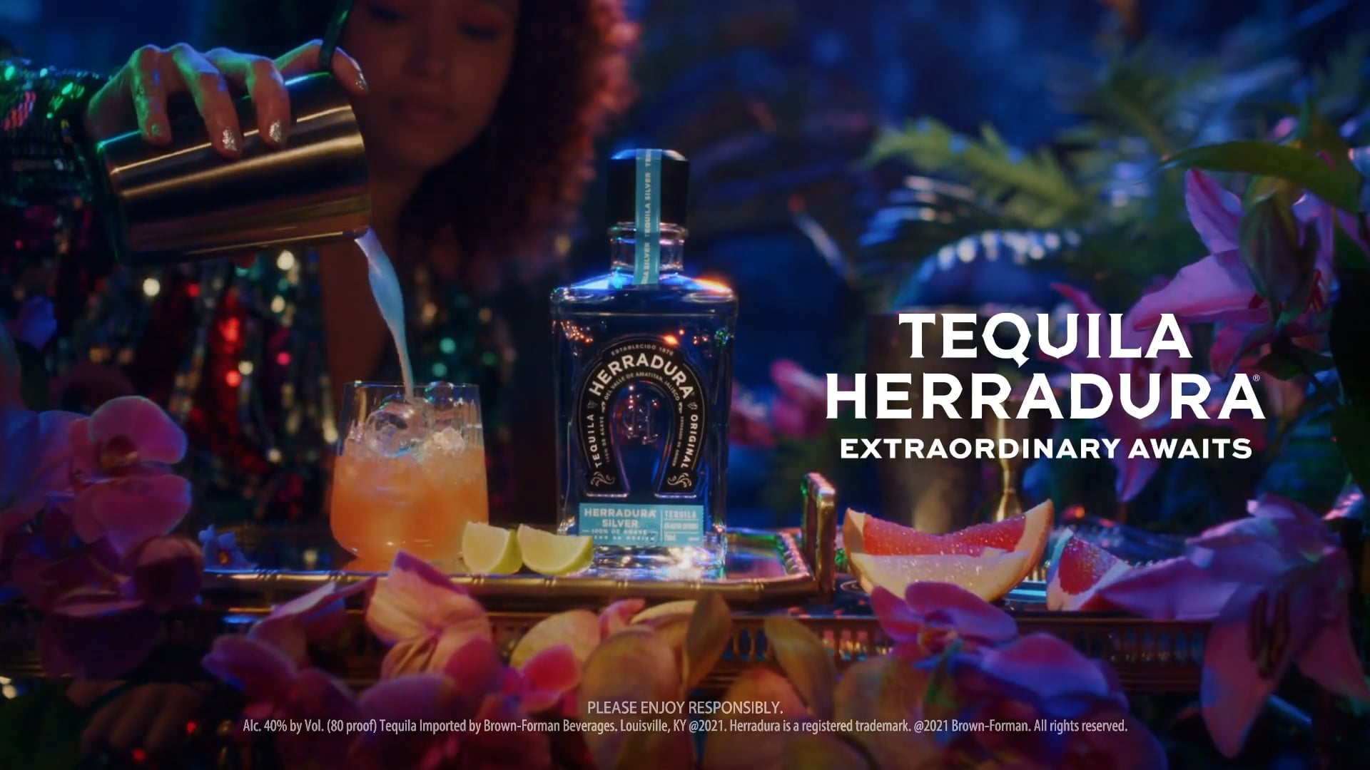 Tequila Herradura - Extraordinary Awaits