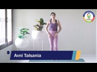 HUMBLE: Beginner Yoga for Legs - Avni Talsania