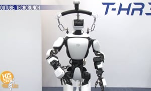 The Robots are coming...to the Olympic Games!