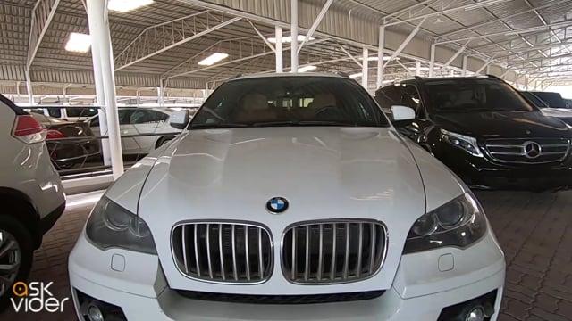 BMW X6 - WHITE - 2010