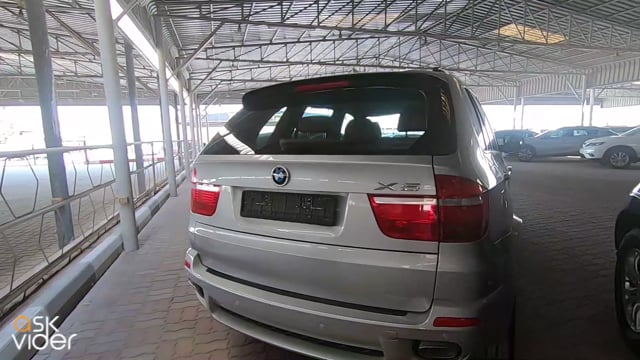 BMW X5 - SILVER - 2010