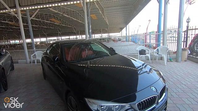 BMW 435i - BLACK - 2015