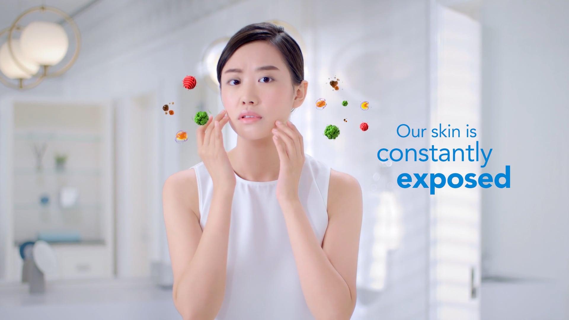 Shiseido I Senka TV Commercial