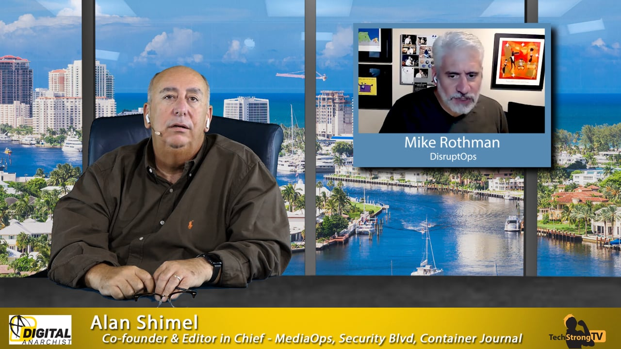All Things Ransomware – Mike Rothman, DisruptOps