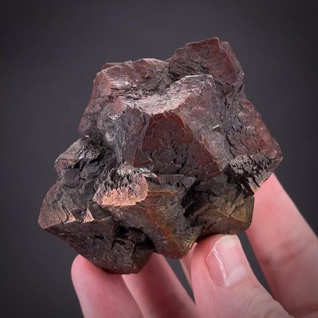Floater Pyrite nodule (Texas!) James Carter Coll.