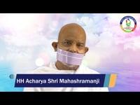 Acharya Shri Mahashramanji : Ahimsa aur Anukampa