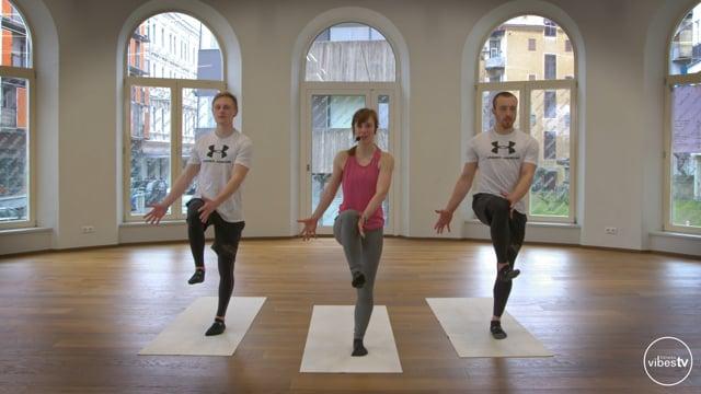 Pilates #31 Strengthening