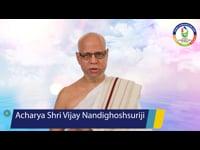 Acharya Shri Vijay Nandighosh Surishwarji : Art of Eating