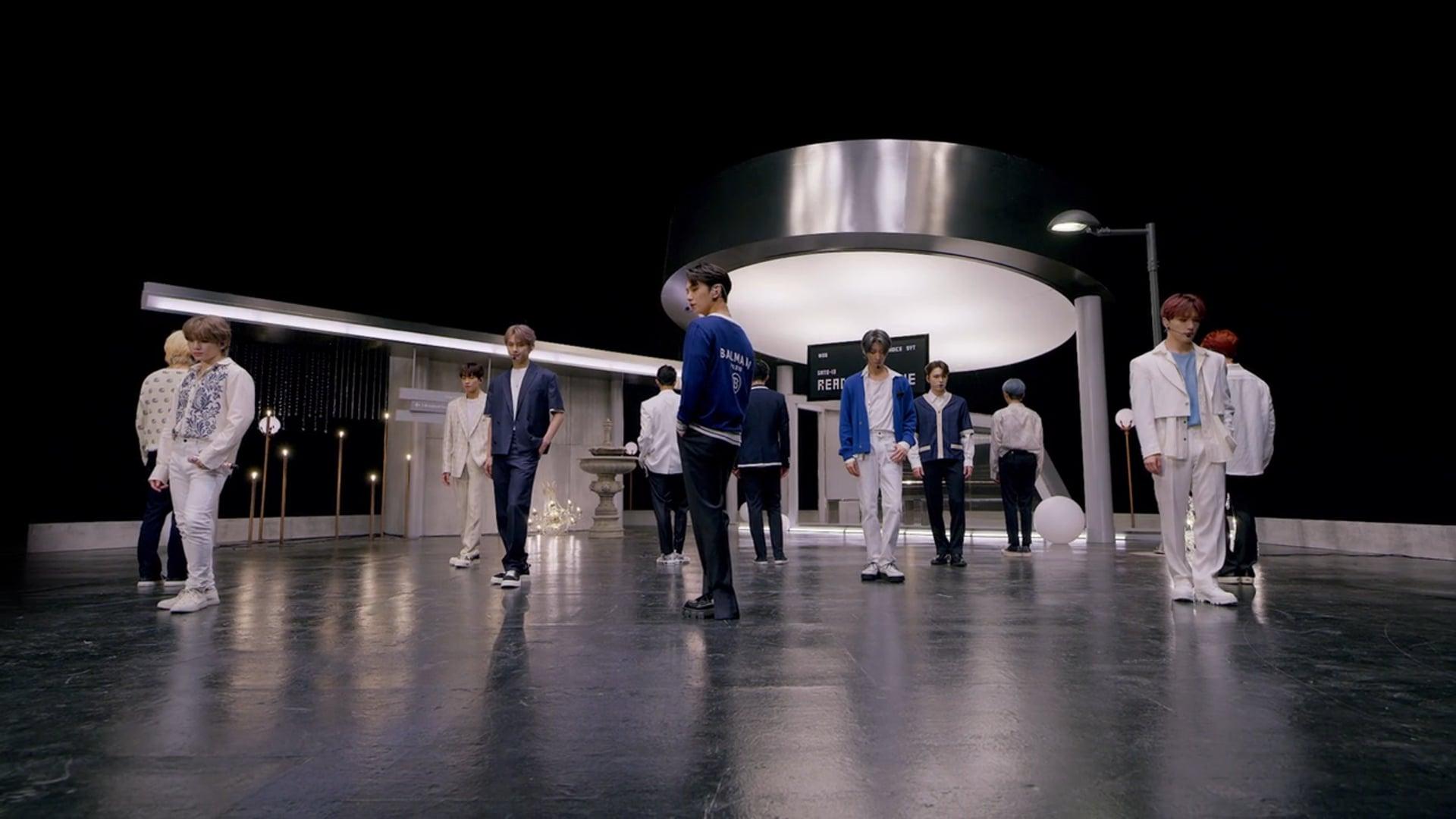 SEVENTEEN - 「Ready to love」パフォーマンス映像 (「2021 FNS歌謡祭 夏」放送)
