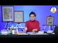 Calligraphy Session 3 - Mina Choksi