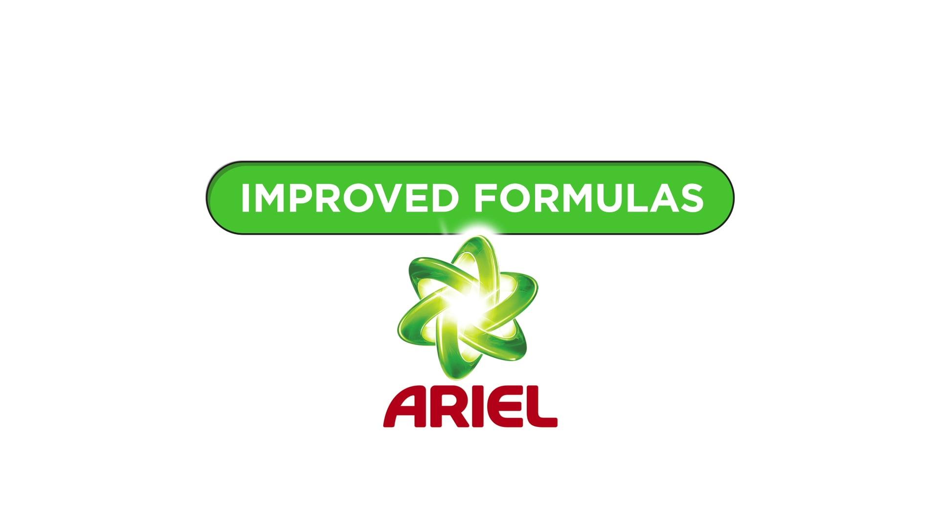 Ariel Improved Formulas