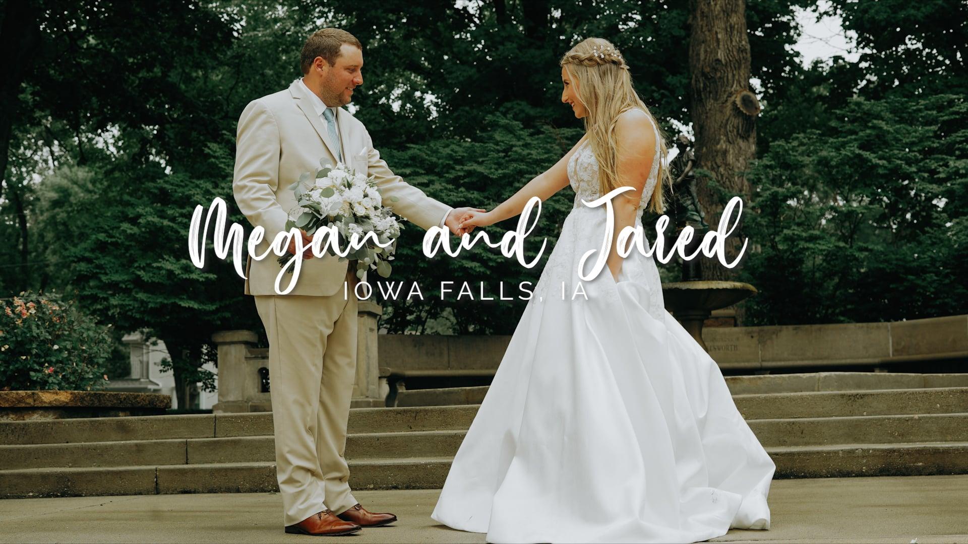 Megan & Jared   Wedding Film