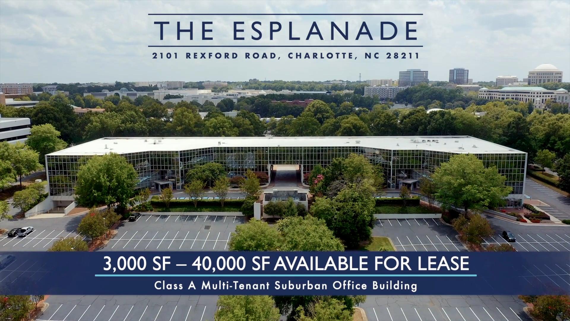 The Esplanade // 2101 Rexford Road, Charlotte, NC 28211