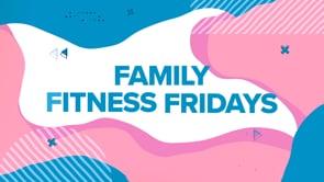 Family Fitness Fridays - Yogi says Yoga is Fun!